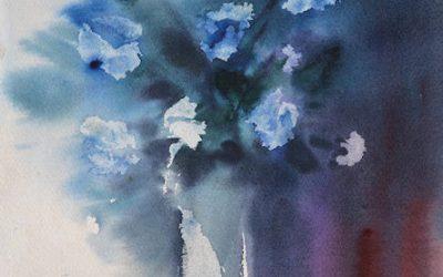 Aguarela - Flores 1