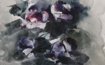 Aguarela - Flores 2