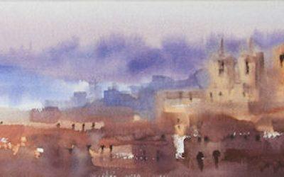 Aguarela - 'Porto (26 X 102)